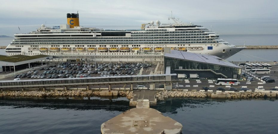 Costa Cruise Schip